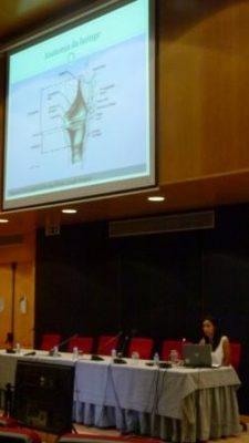 Técnica da semi-oclusão na intervenção vocal, palestra apresentada na Semana da Saúde na ESSLei