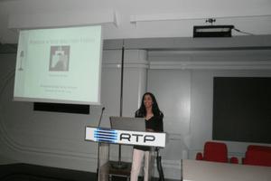 """28/05. Fale Connosco na RTP – Workshop """"Porque a Voz não tira férias!"""""""
