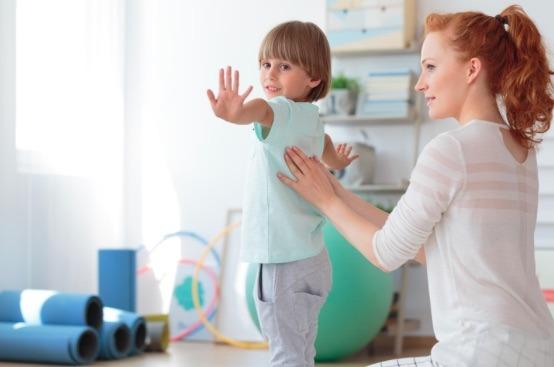 Fisioterapia – Sinais de Alerta Crianças e Jovens