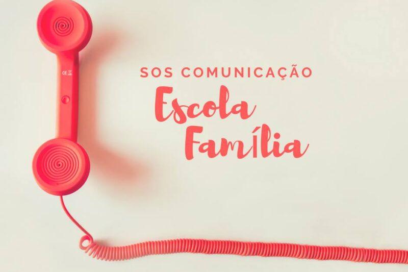 Workshop SOS Comunicação Escolas – Famílias