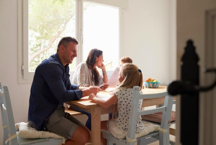 Como explicar a uma criança que os pais vão separar-se?